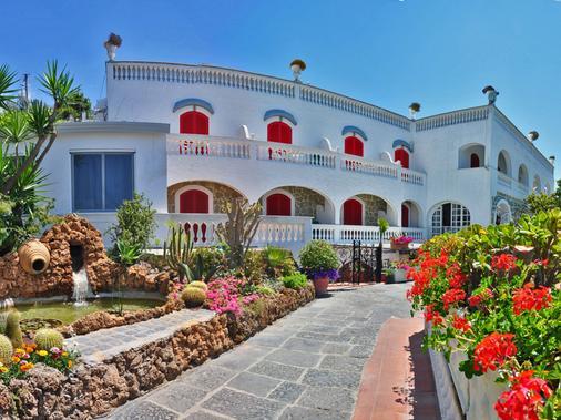 Hotel Galidon Terme & Village - Forio - Rakennus