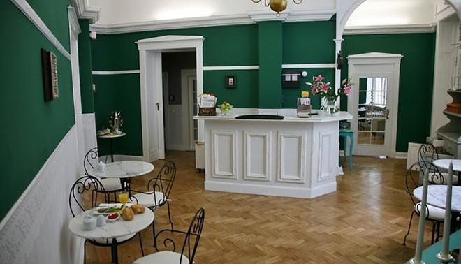 Hotel Maison Am Adenauerplatz - 柏林 - 櫃檯