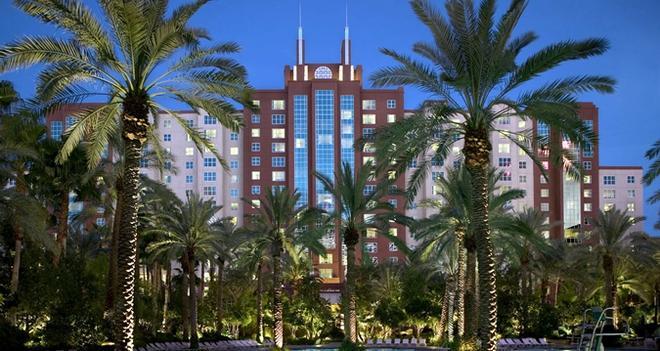 弗朗明哥希爾頓度假大酒店 - 拉斯維加斯 - 建築
