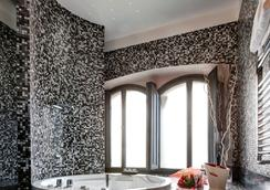 Dharma Luxury Hotel - Rome - Bathroom