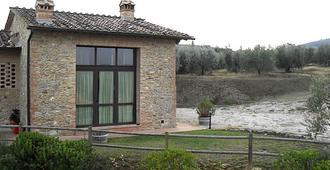 Agriturismo Il Casolare Di Bucciano - San Gimignano - Κτίριο