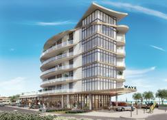 Wave Resort - Long Branch - Edificio