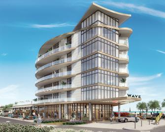 Wave Resort - Long Branch - Building