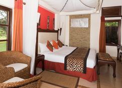 Ol Tukai Lodge Amboseli - Amboseli - Slaapkamer