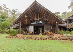 Ol Tukai Lodge Amboseli - Amboseli - Gebouw