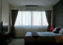 曼谷米克斯精品飯店 - 曼谷 - 臥室