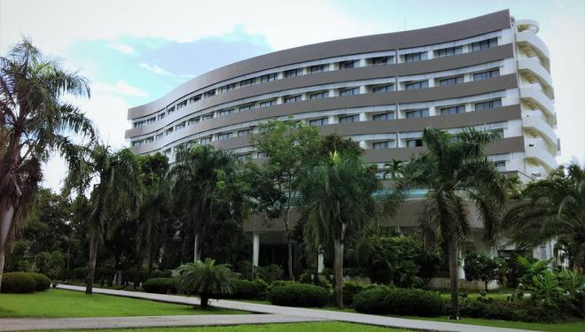Loei Palace Hotel - Loei - Building