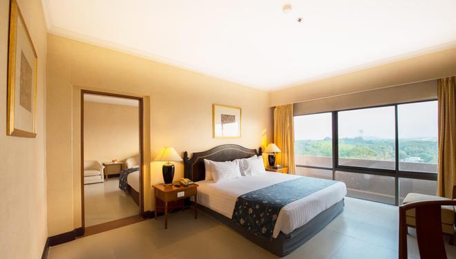 Loei Palace Hotel - Loei - Bedroom