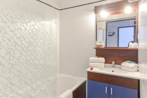 卡爾卡松諾德澤萊斯酒店 - 卡卡松 - 卡爾卡松 - 浴室