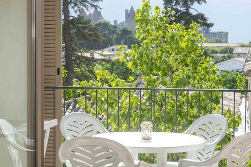 CERISE Carcassonne Sud - Carcassonne - Balcony