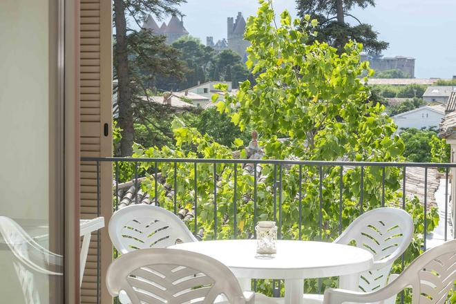 CERISE Carcassonne Sud - Carcassonne - Balkon