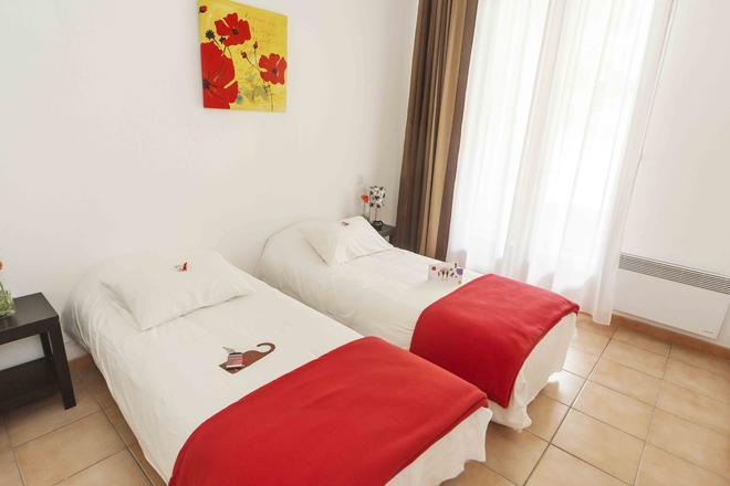 CERISE Carcassonne Sud - Carcassonne - Schlafzimmer