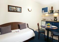 卡爾卡松諾德澤萊斯酒店 - 卡卡松 - 卡爾卡松 - 休閒室