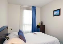 卡爾卡松諾德澤萊斯酒店 - 卡卡松 - 卡爾卡松 - 臥室