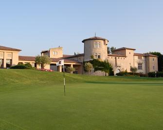Hotel du Golf - Domaine de la Valdaine - Montboucher-sur-Jabron - Gebouw