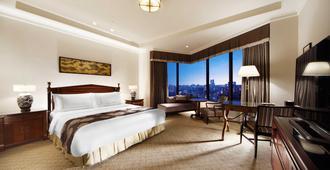 Hotel Chinzanso Tokyo - טוקיו - חדר שינה
