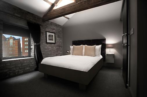Briggate Boutique - Leeds - Bedroom