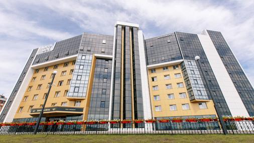 Baikal North Sea - Irkutsk - Gebäude