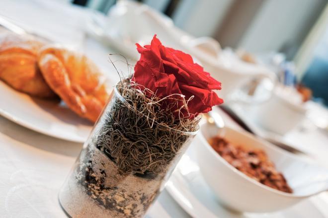 Hotel Michelangelo - Biella - Food
