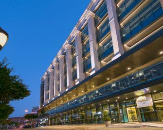Kaptan Hotel - Alanya - Byggnad