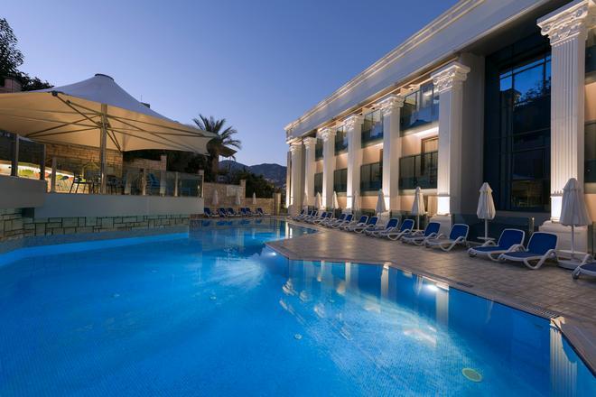 Hotel Kaptan - Alanya - Pool