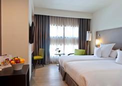 巴塞羅卡薩布蘭卡酒店 - 卡薩布蘭加 - 卡薩布蘭卡 - 臥室