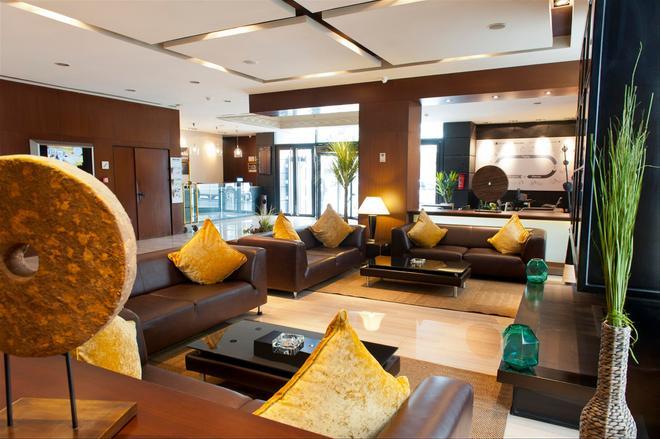 巴塞羅卡薩布蘭卡酒店 - 卡薩布蘭加 - 卡薩布蘭卡 - 大廳