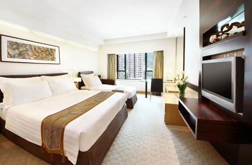 帝都酒店 - 香港 - 臥室