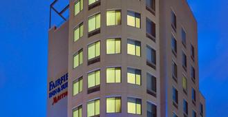 Fairfield Inn & Suites by Marriott New York Brooklyn - Brooklyn - Gebäude