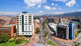 Hotel Andes Plaza - Bogotá - Edificio