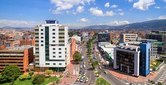 Hotel Andes Plaza - Bogotá - Edifício