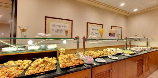 Hotel Praga - Madrid - Bufet