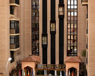 Saray Hotel - Granada - Building
