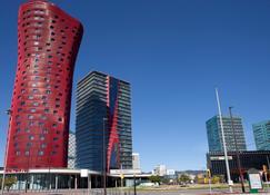 Hotel Porta Fira - L'Hospitalet de Llobregat - Building