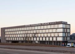 Hotel Diagonal Plaza - Saragozza - Edificio