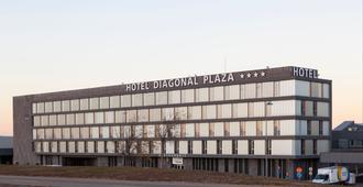 Hotel Diagonal Plaza - Saragozza