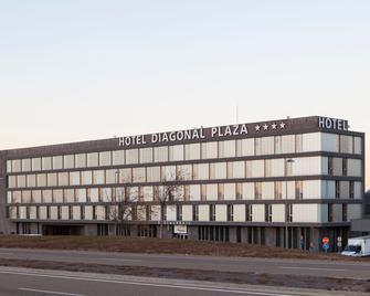 對角廣場酒店 - 薩拉戈薩 - 薩拉戈薩 - 建築
