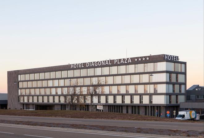 Hotel Diagonal Plaza - Σαραγόσα - Κτίριο