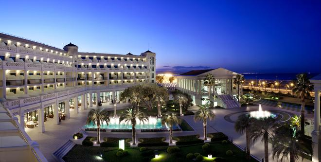 Hotel Las Arenas Balneario Resort - Valencia - Rakennus