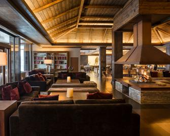 Hotel Val De Neu - Naut Aran - Salónek