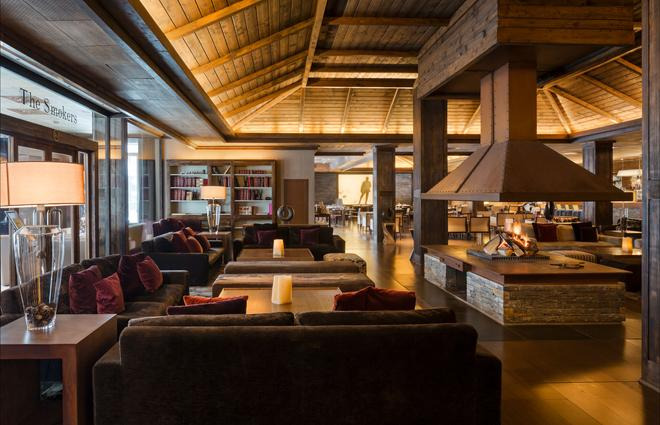 Hotel Val De Neu - Naut Aran - Lounge