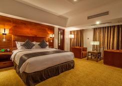 Long Beach Suites Dhaka - Dhaka - Makuuhuone