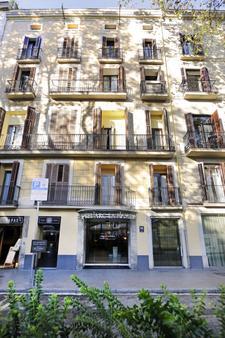 Hotel Arc La Rambla - Barcelona - Rakennus