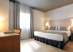 Hotel Arc La Rambla - Barcelona - Bedroom
