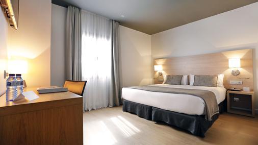Hotel Arc La Rambla - Barcelona - Makuuhuone