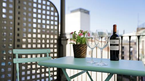 Hotel Arc La Rambla - Barcelona - Parveke