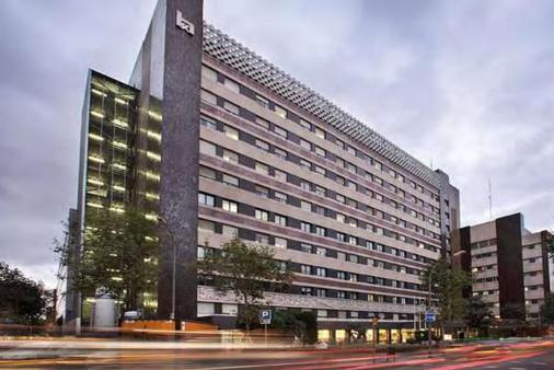U232 Hotel - Barcelona - Budynek