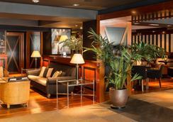 U232 Hotel - Βαρκελώνη - Σαλόνι ξενοδοχείου