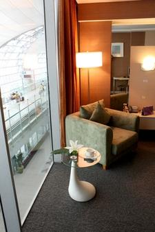 Miracle Transit Hotel - Bangkok - Olohuone