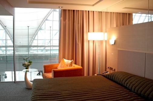 Miracle Transit Hotel - Bangkok - Bedroom
